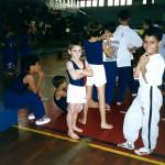 Arthur com 7 anos - Competição no Sesi Santo Andre