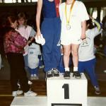Arthur com 8 anos - Competição Serc/Agith