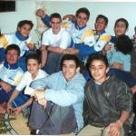 Arthur com 16 anos - Jogos Regionais 2006 Guarulhos