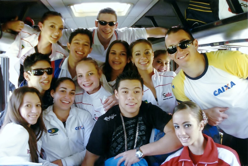 Arthur com 18 anos - Brasileiro Adulto Caxias do Sul 2008