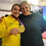 Arthur e Roseane - Olimpíada Londres 2012