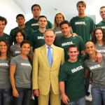Arthur Zanetti integra comissão de atletas do COB