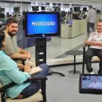 Entrevista TV Estadão