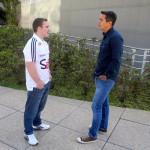 Entrevista Esporte Espetacular com Ivan Moré
