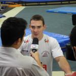 Entrevista para Record
