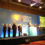 Fórum Nacional do Esporte - Prêmio Destaque Olímpico 2013