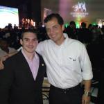 Prêmio Empresa Amiga do Esporte 2013 com Leandro Rosa de Furnas
