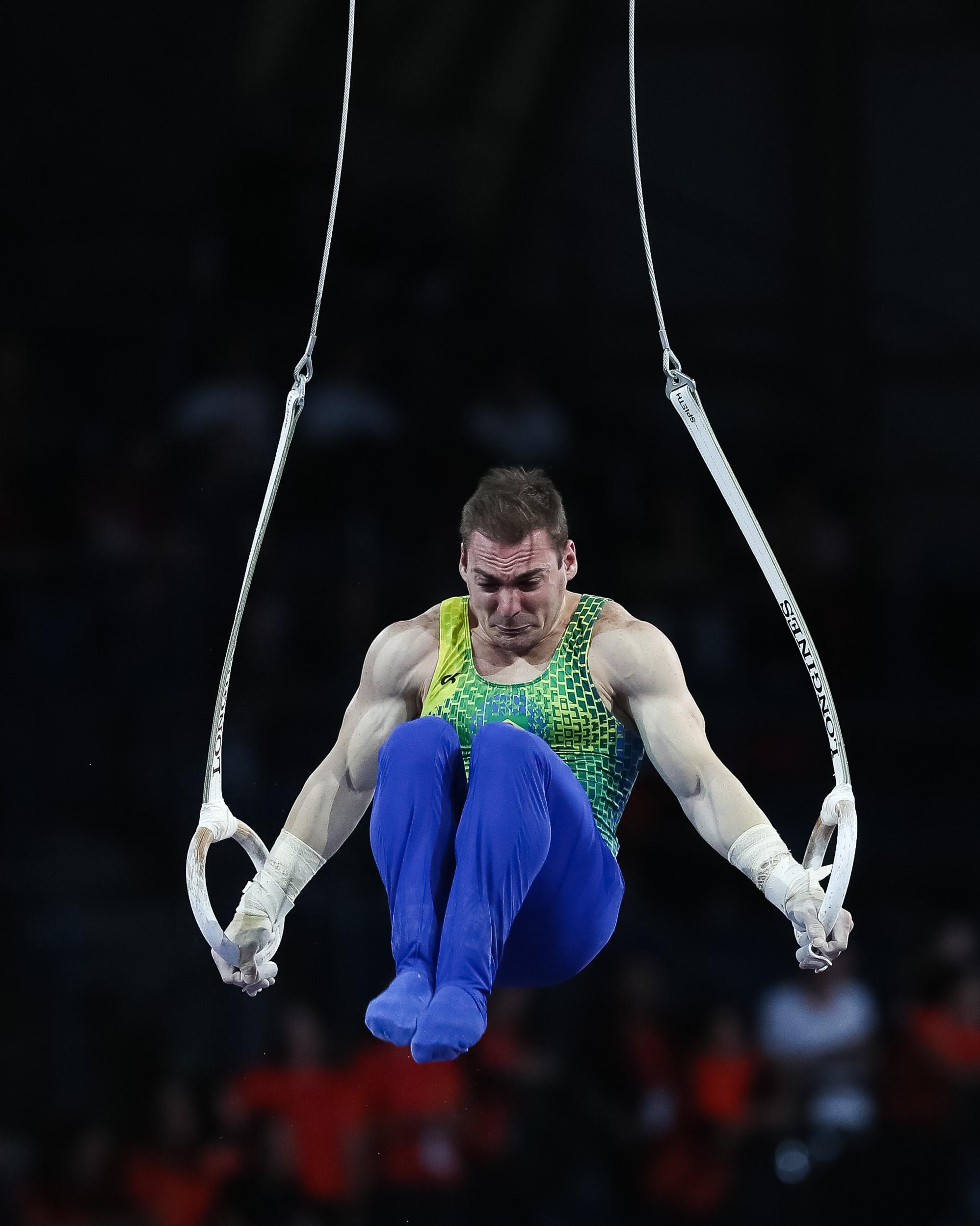 FIG Artistic Gymnastics World Championships   Oct2019   Hanns-Martin-Schleyer-Halle Arena, Stuttgart, Germany   Photo: Ricardo Bufolin / Panamerica Press / CBG