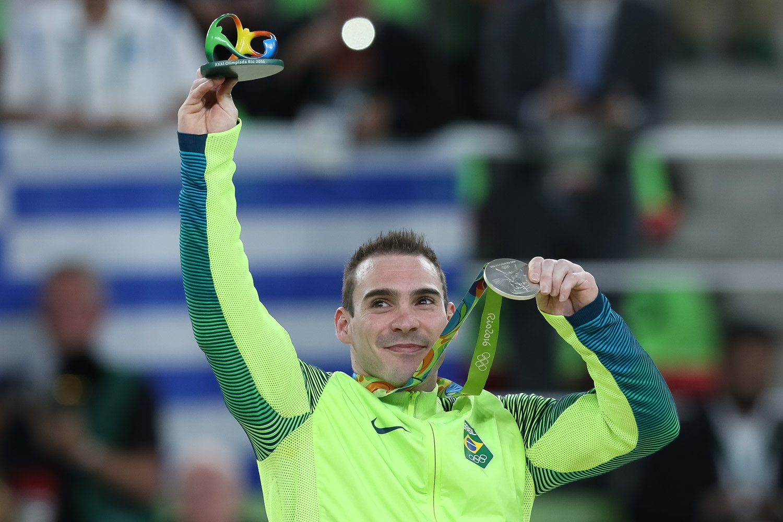 Rio2016 Apparatus Finals II   Photo: RicardoBufolin/CBG